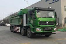 陕汽前四后八纯电动自卸车国五340马力(SX3317MF406BEV)