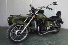 大地鹰王牌DD400B型边三轮摩托车图片
