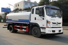 國六東風新款12方灑水車價格
