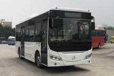 8米金旅XML6805JEVJ0C5纯电动城市客车图片