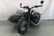 长江牌CJ400B型边三轮摩托车图片