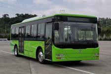 8.5米金旅XML6855JEVJ0C6纯电动城市客车图片