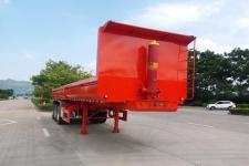 福狮10.4米32吨3轴自卸半挂车(LFS9406ZZX)