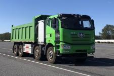 解放前四后八纯电动自卸车国五490马力(CA3310P66N142L4T4BEV)
