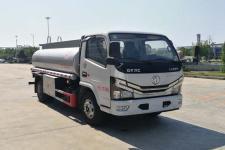 国六5方普通液体运输车