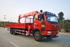 长兴牌AAA5252JSQCA6型随车起重运输车