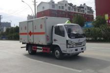 国六东风多利卡爆破器材运输车价格