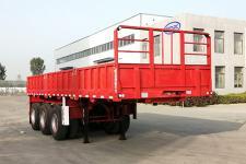 梁昇7.5米34.5吨3轴栏板半挂车(SHS9402)