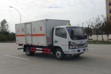 国六东风多利卡危险品运输车价格