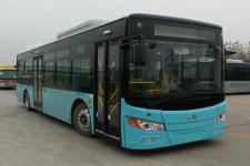 10.5米 19-33座晶马纯电动低入口城市客车(JMV6101GRBEVL)