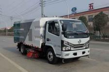国六东风多利卡8方道路洗扫车