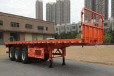 超雄9.5米33.4吨3轴平板半挂车(PC9401TP)