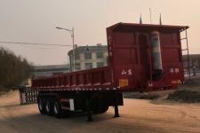 华郓达10.2米30.9吨3轴自卸半挂车(FL9404Z)