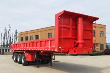 同强7.5米31.5吨3轴自卸半挂车(LJL9400ZHX)