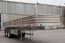 纳发祥12米33.7吨3轴自卸半挂车(FMT9403ZC)