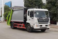 國六東風12方壓縮垃圾車廠家價格