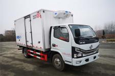 國六東風多利卡4米冷藏車價格