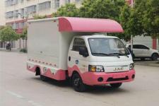 国六江淮康铃X5售货车13329882498