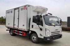 国六冷藏车出厂价格13607286060