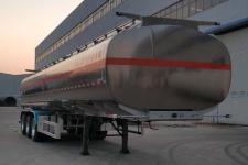 齐机12米33.1吨3轴铝合金运油半挂车(QLZ9400GYY)