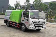 程力牌CL5080GQX6HL型护栏清洗车