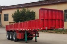 同强7.2米34吨栏板半挂车