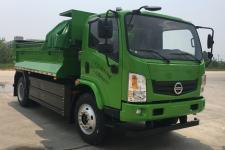 开沃牌XQX5160ZLJBEV型纯电动自卸式垃圾车图片
