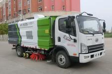 虹宇牌HYS5121TXSC6型洗扫车