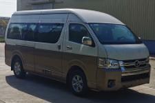 5.4米大马HKL6540D6客车图片