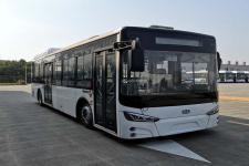 10.5米|20-38座中植汽车纯电动城市客车(CDL6101URBEV2)