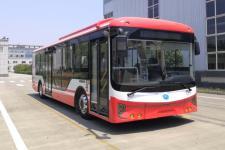 10.5米|20-30座中植汽车纯电动低入口城市客车(CDL6101URBEV4)