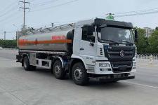 楚飞牌CLQ5263GYY6SX型铝合金运油车