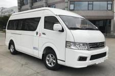 10-14座金龙XMQ6552BEG52轻型客车