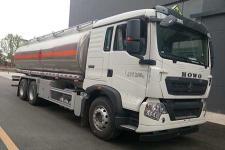 大力牌DLQ5260GYYZL5型铝合金运油车
