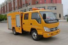虹宇牌HYS5040XXHB6型救险车