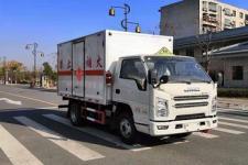 程力威牌CLW5040XRYJ6型易燃液体厢式运输车