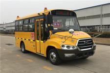 5.8米安凯HFF6580S6D6Y幼儿专用校车图片