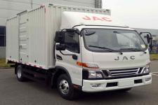 江淮牌HFC2048XXYP31K1C7NS型越野厢式运输车