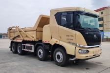 比亚迪牌BYD3310EL9BEV型纯电动自卸车图片