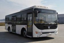 远程牌DNC6850BEVG7型纯电动城市客车图片