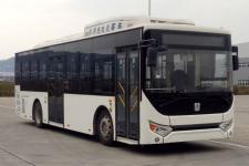远程牌JHC6100BEVG13型纯电动低入口城市客车图片