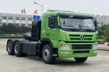 大运牌CGC4250BEV1Z4型纯电动牵引汽车图片