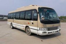 8.2米 24-38座晶马纯电动城市客车(JMV6821GRBEV8)