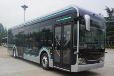 12米|18-38座宇通纯电动低地板城市客车(ZK6126BEVG4L)