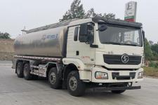 国六陕汽德龙前四后八30方供液车价格13329882498