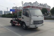 程力威牌CLW5040ZXXZS6型车厢可卸式垃圾车