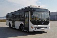 远程牌JHC6850BEVG7型纯电动城市客车图片