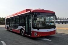 10.5米|20-30座中植汽车纯电动低入口城市客车(CDL6101URBEV3)