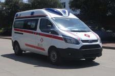國六福特新全順v362救護車價格