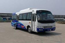 8.2米 14-36座晶马纯电动城市客车(JMV6821GRBEV7)